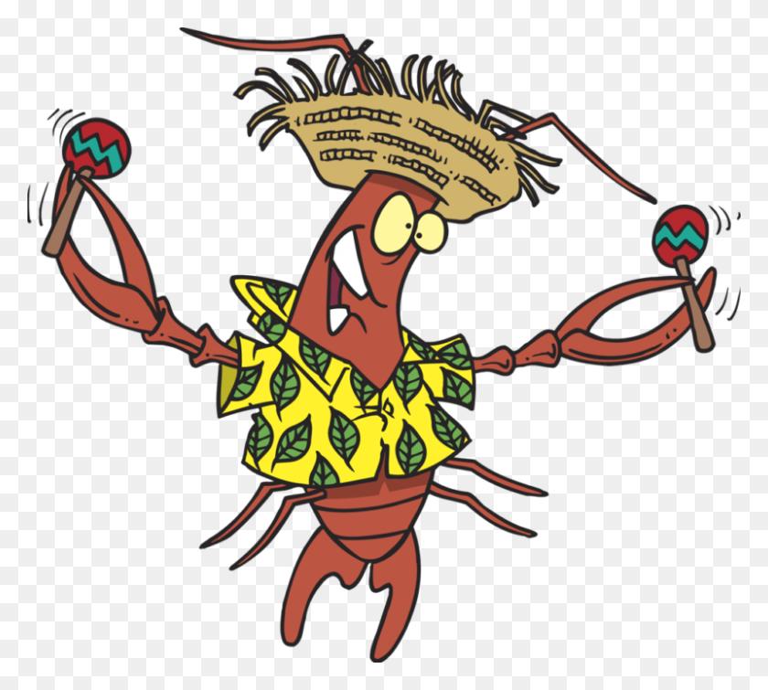 Bruce Hallie's Annual Crawfish Boil April - Crawfish Boil Clipart