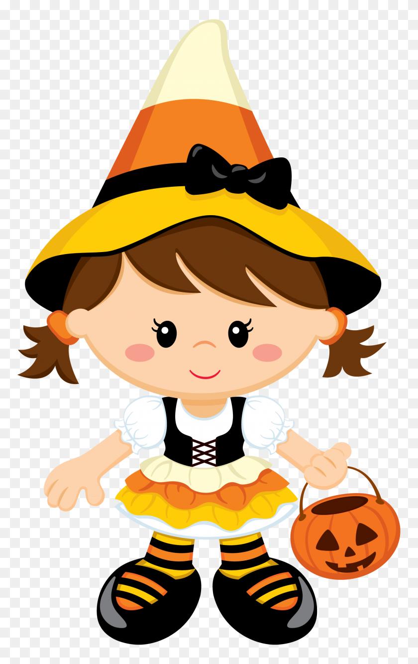 Brujita Halloween Fun Halloween, Halloween Fun - Pan De Muerto Clipart