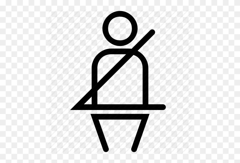 Buckled In, Indicator, Safety Belt, Seat Belt, Seat Belt Buckles - Belt Buckle Clipart