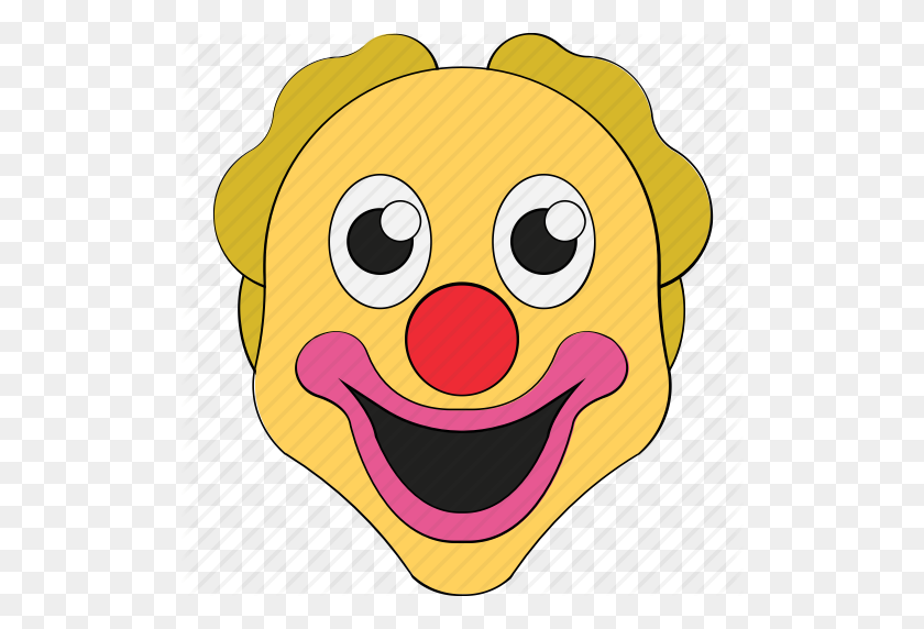Buffoon, Clown, Jester, Joker, Joker Face Icon - Joker Face PNG