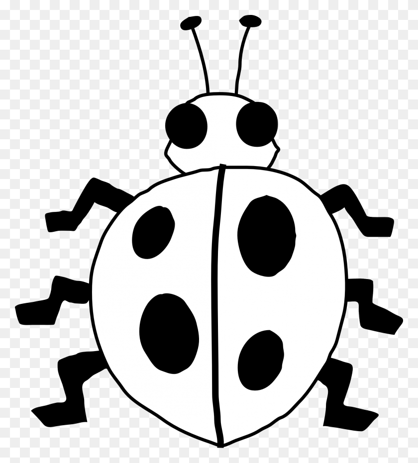 Bugs Png Black And White Transparent Bugs Black And White - Cute Bug Clipart