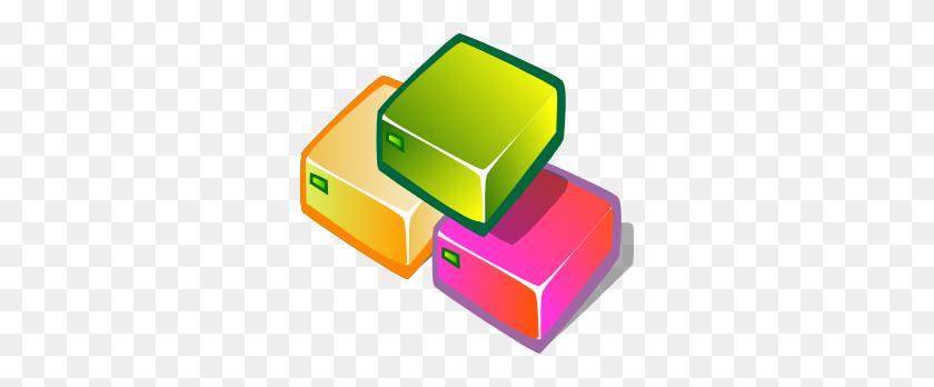 Building Blocks Clip Art - Toy Blocks Clipart