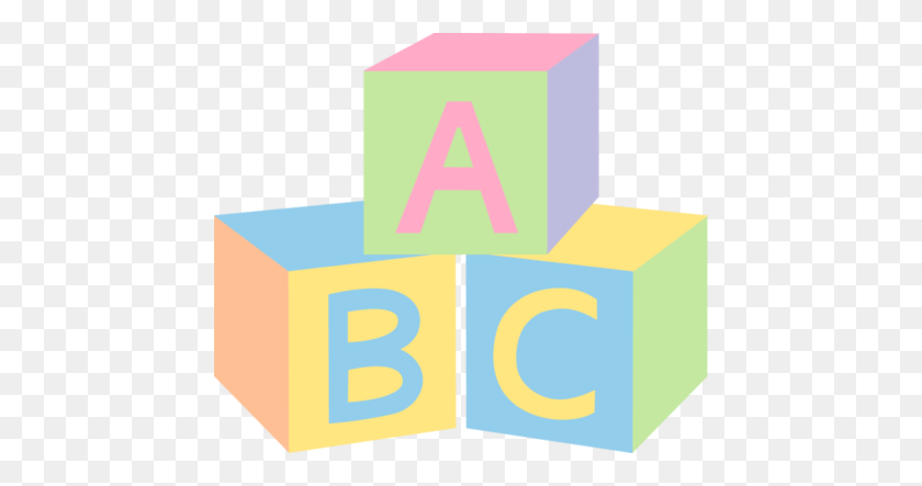 Building Blocks Playschool - Block Center Clipart