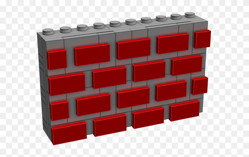 Building Brick Wall With Bricks - Brick Wall PNG