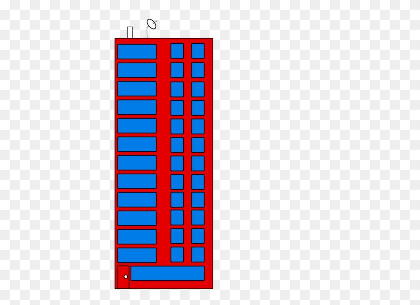 Building Skyscraper Computer Icons House Apartment - Skyscraper Clipart