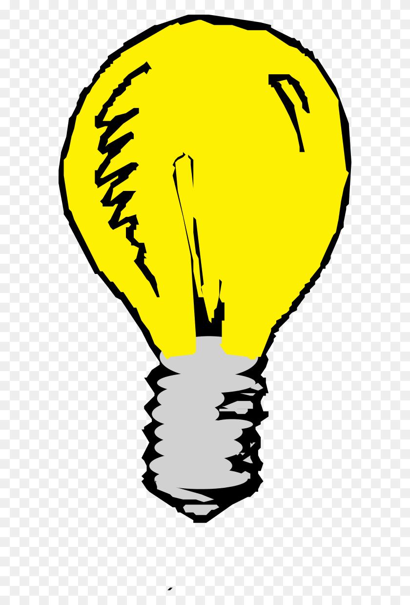 Bulb Image - Light Bulb Clipart No Background