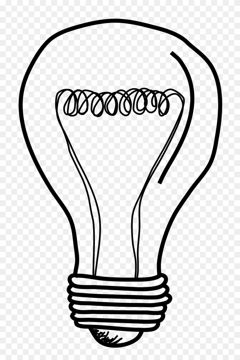 Bulb Png Images Transparent Free Download - Drawing PNG