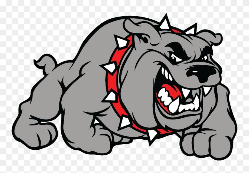 Bulldog Clipart Sulphur - Cute Bulldog Clipart