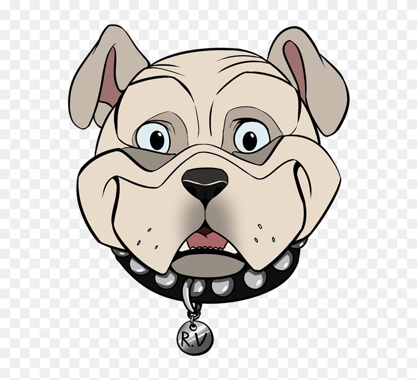 Bulldog Face Png Png Image - Bulldog PNG