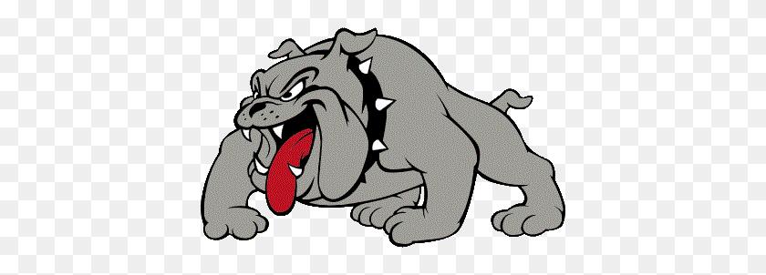 Bulldog Silhouette Bulldogs - Bulldog Images Clip Art