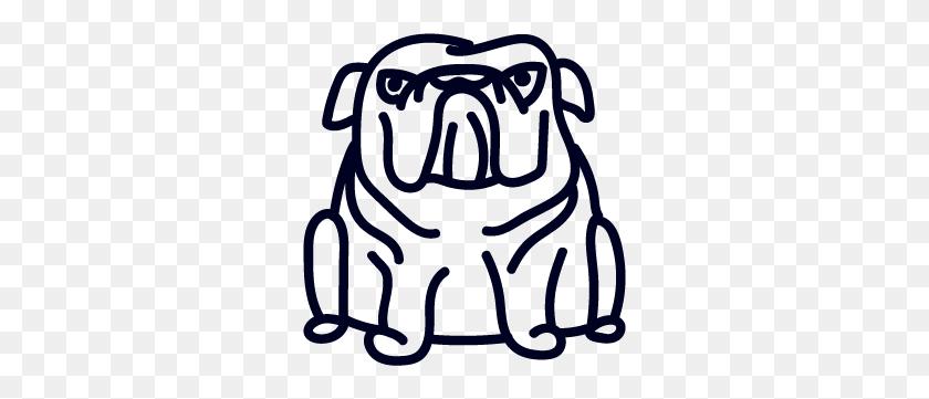 Bulldogs - Bulldog Mascot Clipart