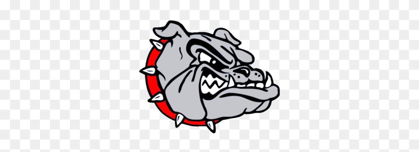 Bulldogs Logo Cut Free Images - Bulldog Clipart