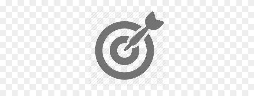 Bullseye Target Black Clipart - Bullseye Clipart