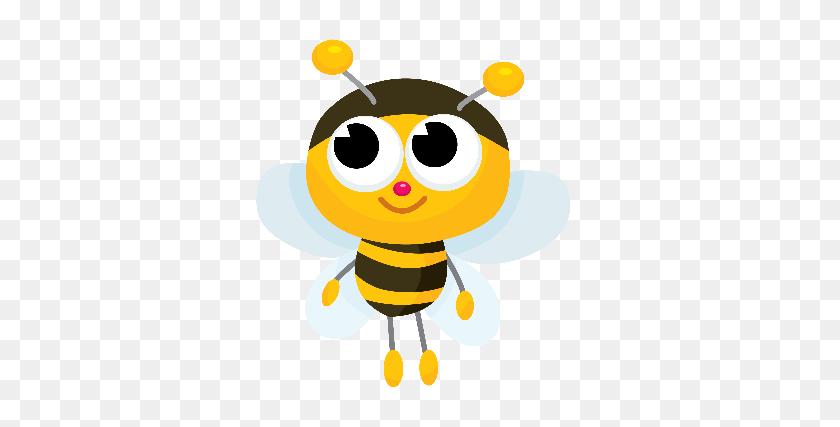 Bumblebee Clipart Minibeast - Bumblebee PNG