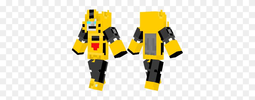 Bumblebee Skin - Bumblebee PNG