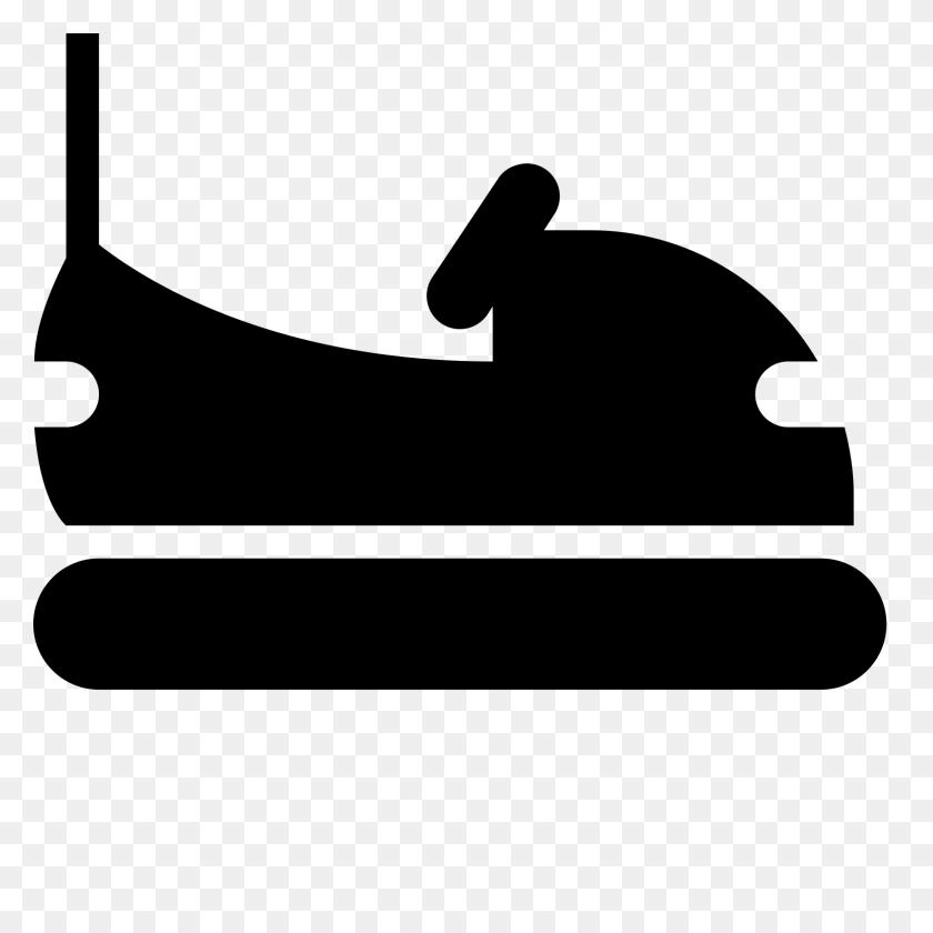 Bumper Car - Car Silhouette PNG