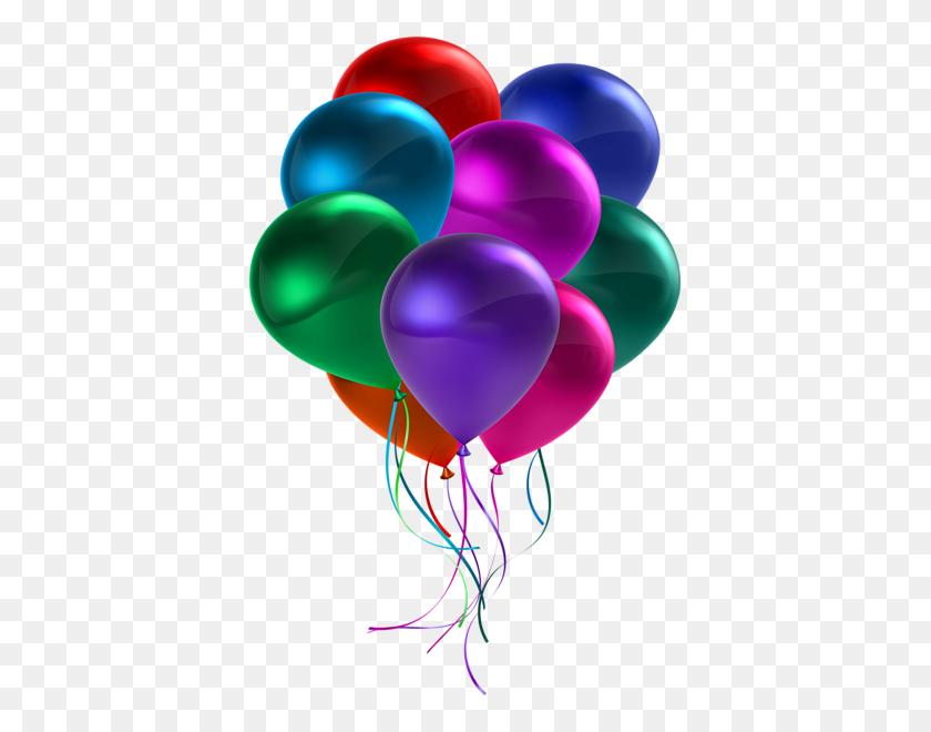 Bunch Of Colorful Balloons Transparent Clip Art Balloons - Balloon Bouquet Clipart