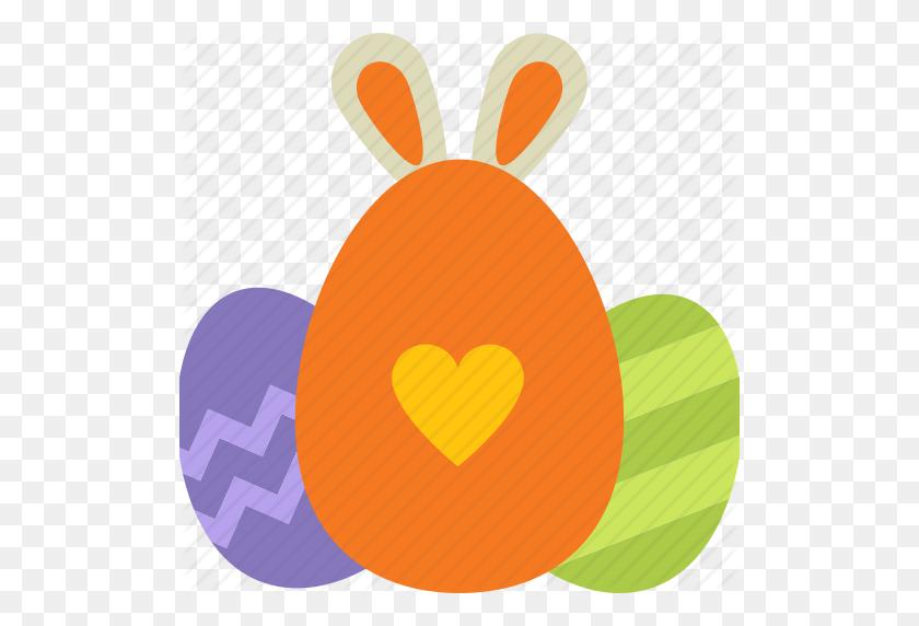 Bunny Ears, Decoration, Easter, Egg, Eggshell, Rabbit Ears Icon - Rabbit Ears Clipart