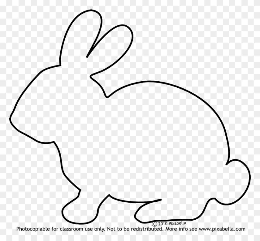 Bunny Rabbit Clipart Look At Bunny Rabbit Clip Art Images - Rabbit Clipart PNG