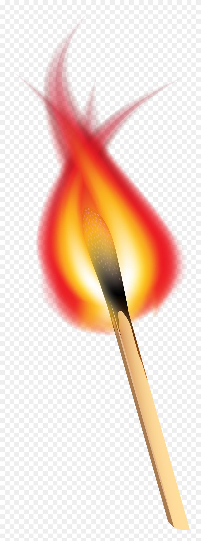 Burning Match Png Clip Art - Match Clipart