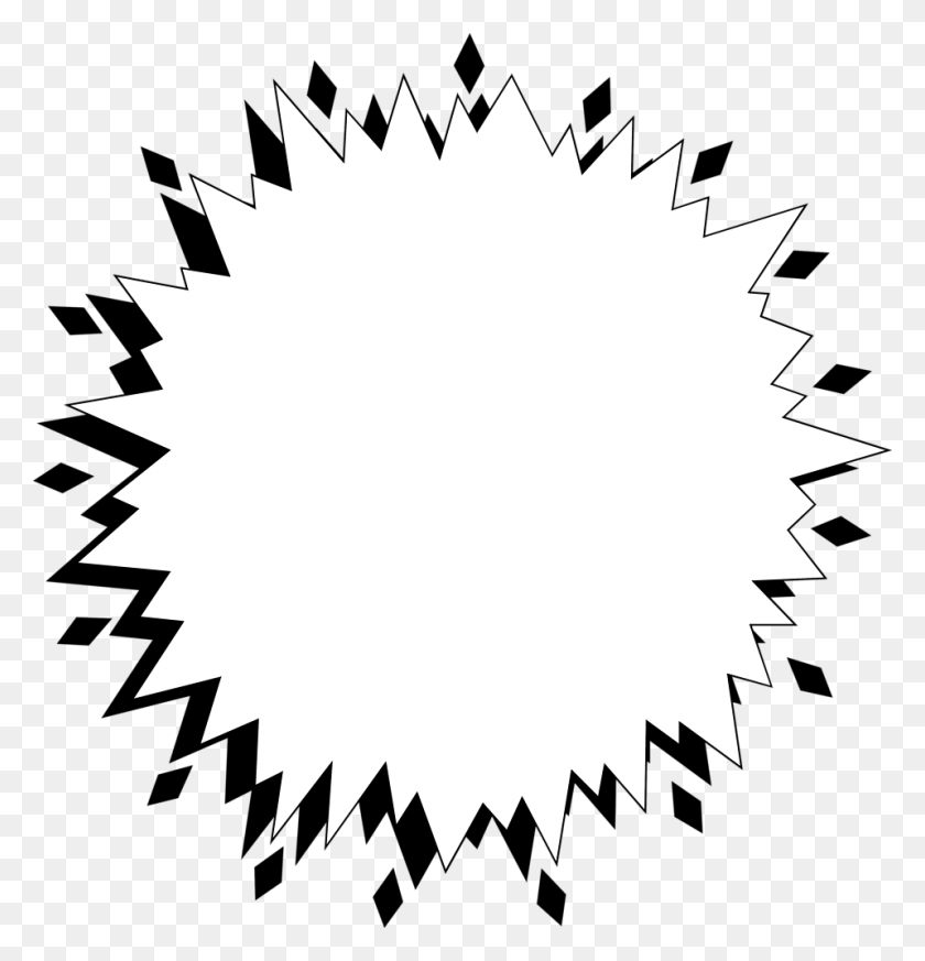 Burst Free Stock Photo Illustration Of A Blank Burst Shape - White Burst PNG