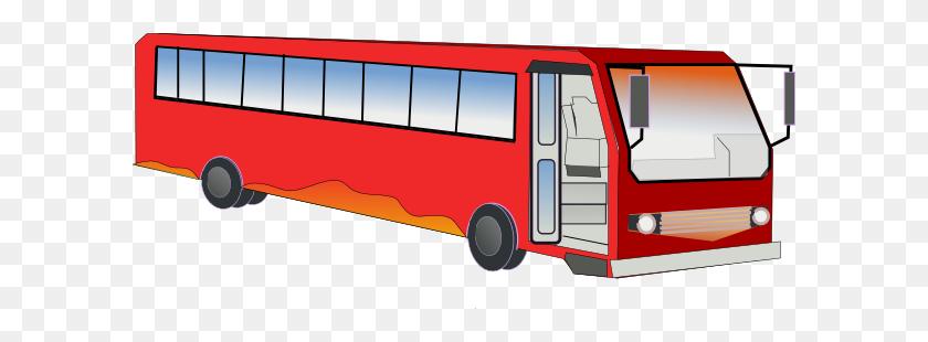Bus Clip Art - Autobus Clipart