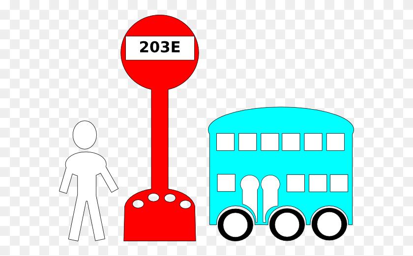 Bus Station Cartoon Clip Art - Station Clipart