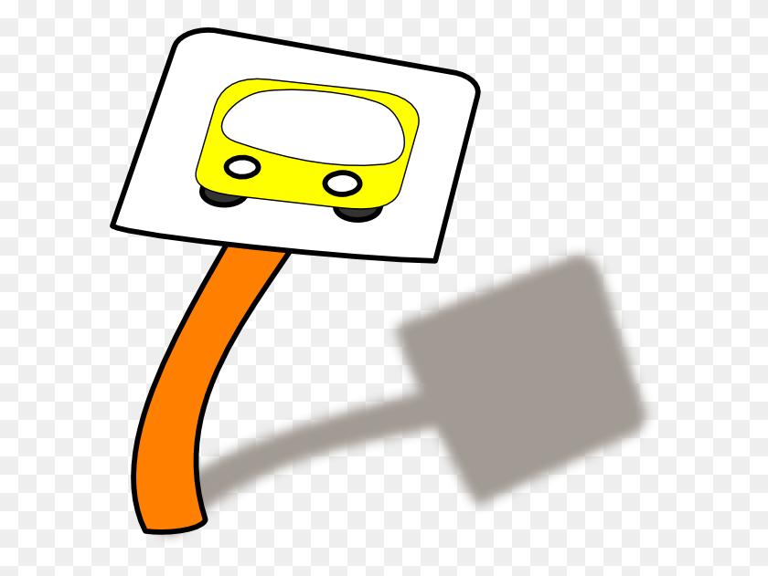 Bus Stop Clip Art - Bus Stop Clipart