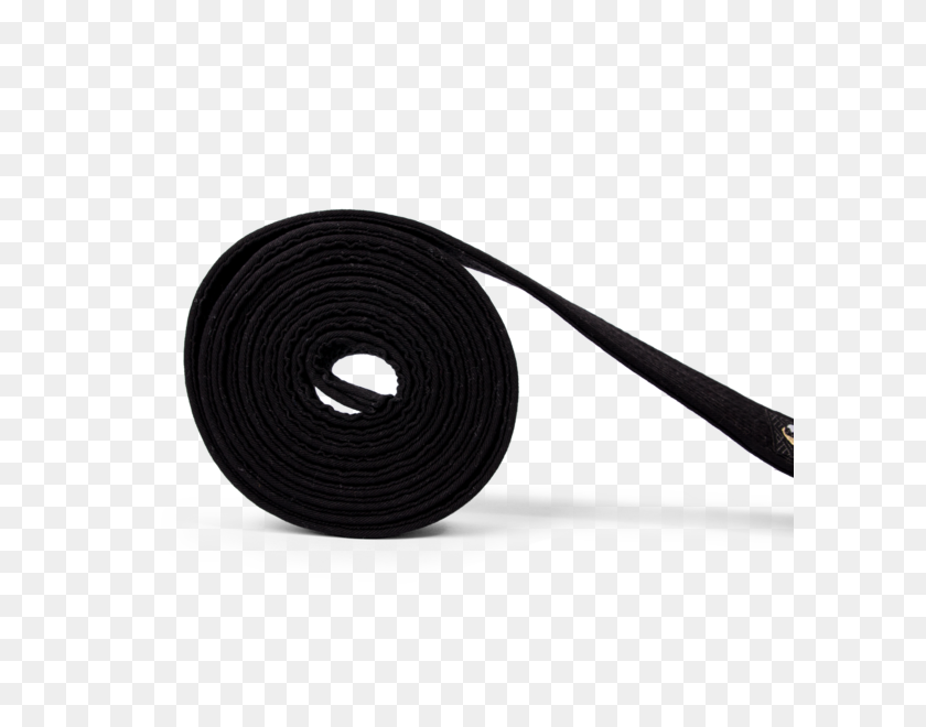 Bushido Taiko Black Belt - Black Belt PNG
