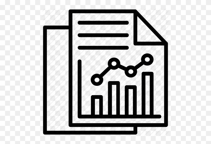 Business Analysis, Business Report, Graph Report, Sales Report - Inference Clipart