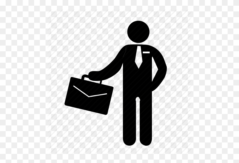 Business, Finance, Male, Man, Marketing, Office, Person Icon - Person PNG Icon