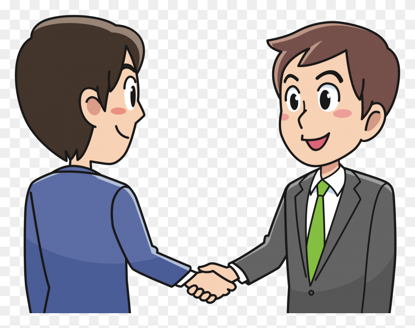 Business Handshake Icons Png - Shaking Hands PNG