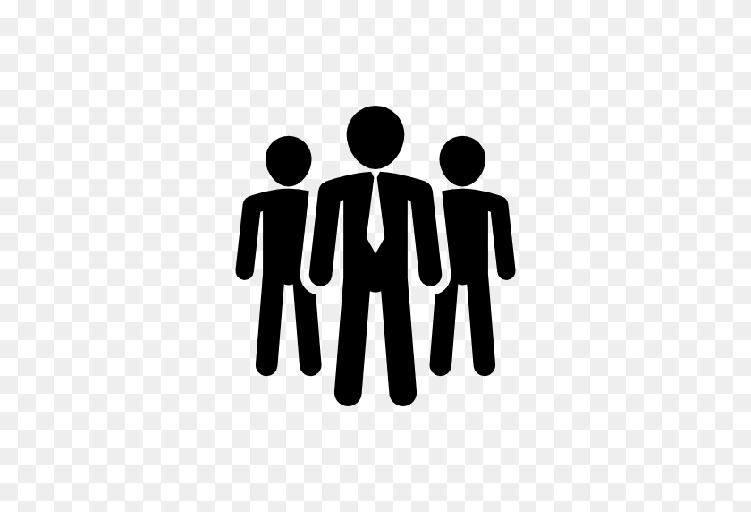 Business Male Team Vector Icon People Icons Icons Download - People Vector PNG