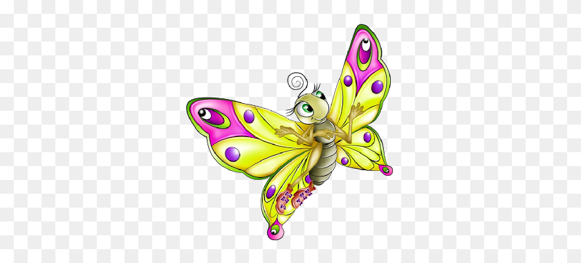 Butterflies Clipart, Suggestions For Butterflies Clipart, Download - Transparent Butterfly Clipart