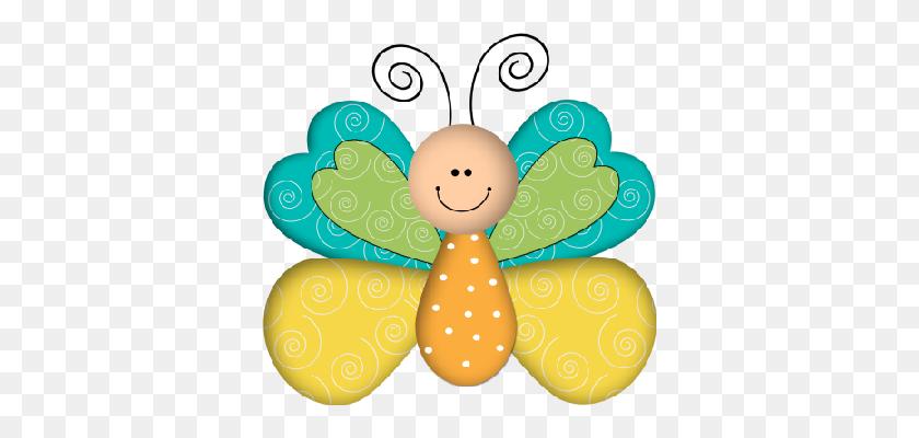 Butterfly Butterfly, Butterfly - Paper Clip Clipart