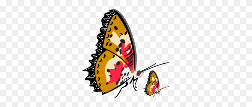 Butterfly Clip Art - Monarch Butterfly Clipart
