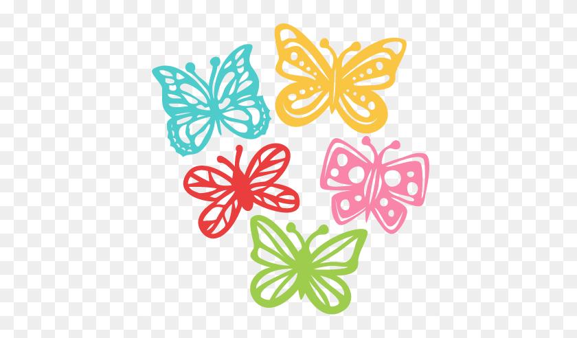 Butterfly Design Clipart - Cute Butterfly Clipart