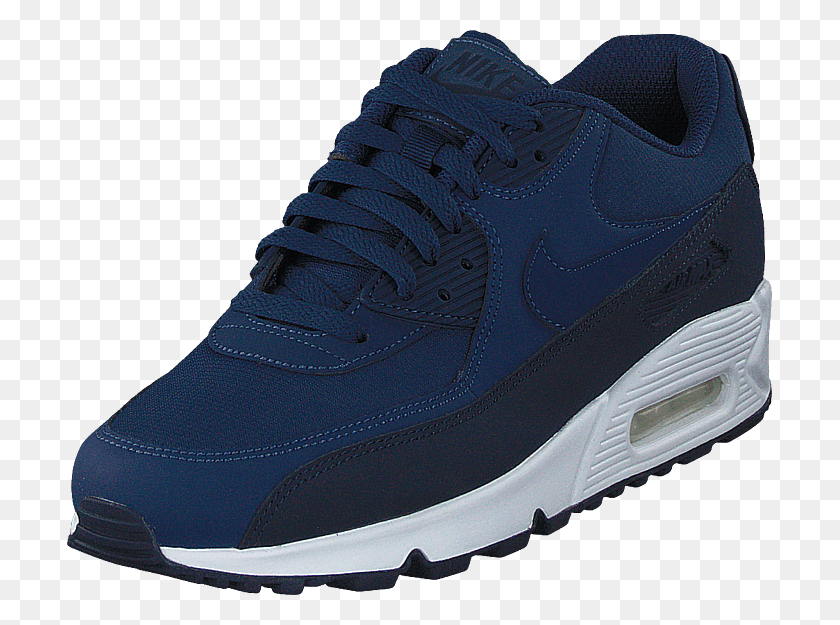Buy Nike Nike Air Max Essential Obsidiannavy White Blue Shoes - Nike Shoes PNG