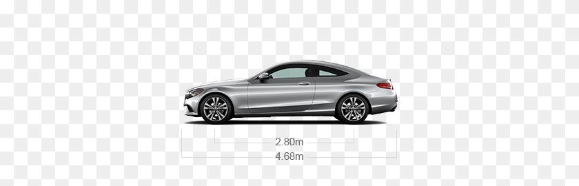 C Class Coupe Mercedes Benz - Mercedes Benz PNG