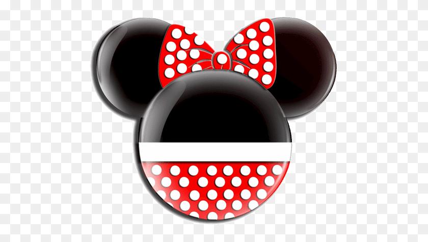 Cabeza De Minnie Mouse Para Imprimir English English - Minnie Mouse Head Clipart