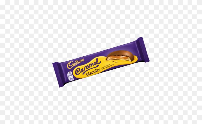 Cadbury Caramel Biscuits - Caramel PNG