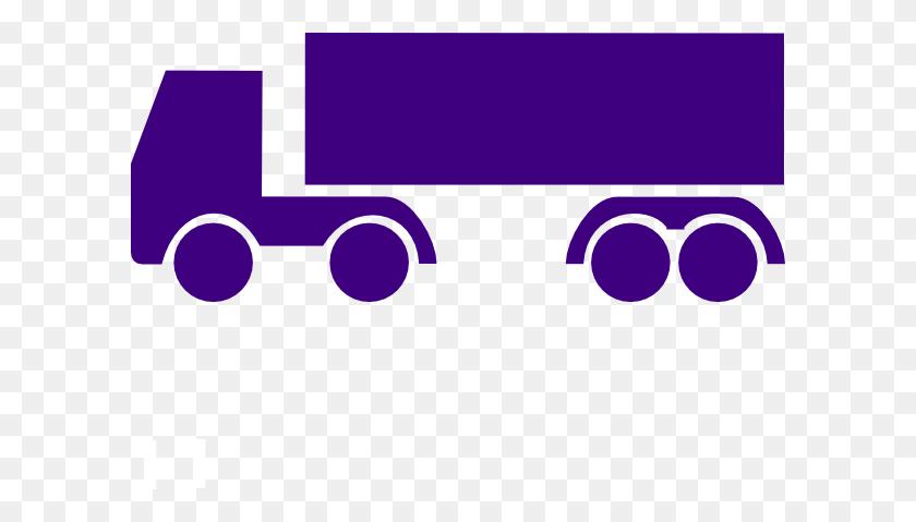 Cadpurtruck Clip Art - Semi Truck Clipart