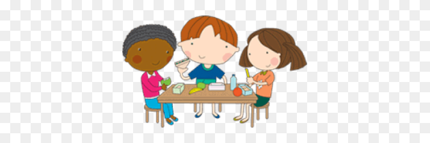 Cafeteria Clipart Packed Lunch - Cafeteria Clipart