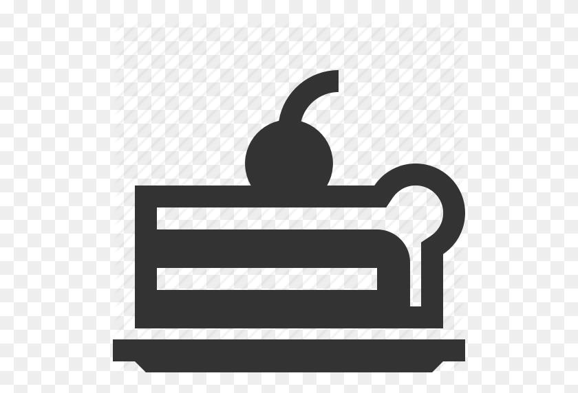 Cake, Pie, Slice, Tart Icon - Pie Slice Clipart