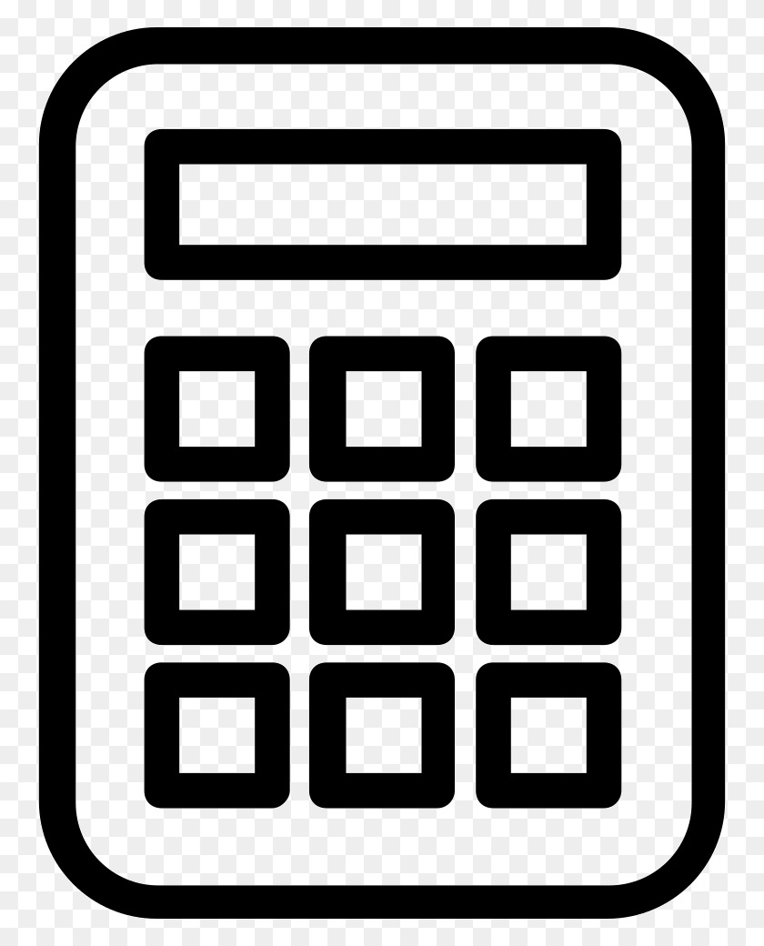 Purple Calculator Icon - Calculator PNG – Stunning free
