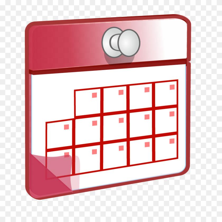 Calendar Clip Art Images Free Vector Excel Monthly Calendar - April Calendar Clipart