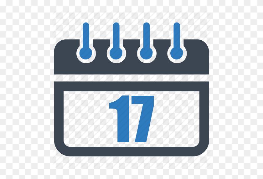 Calendar, Date, Reminder, Schedule, Seventeen Icon - Seventeen Logo PNG