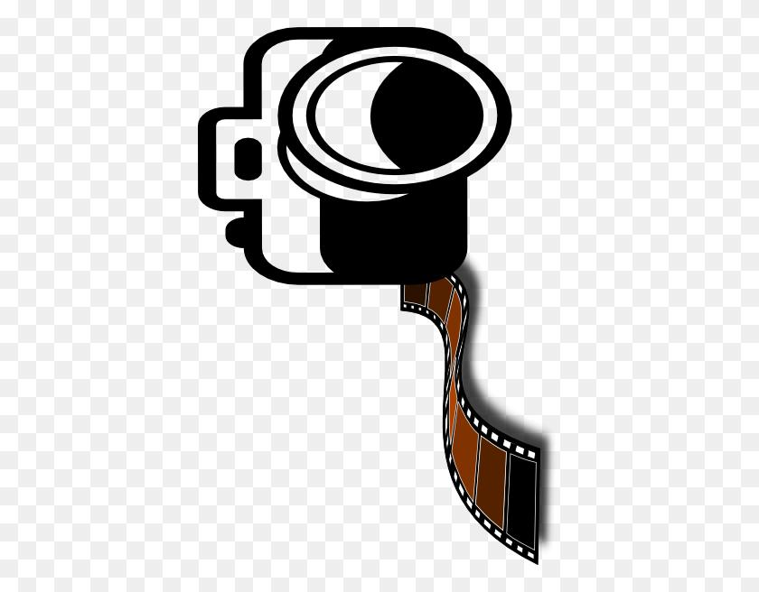 Camera Film Strip Clip Art Clipart - Film Strip Clipart