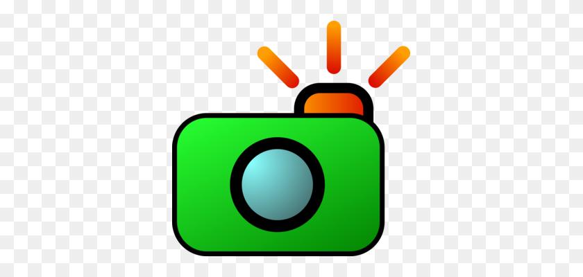 Camera Flashes Ring Flash Digital Cameras - Camera Flash Clipart