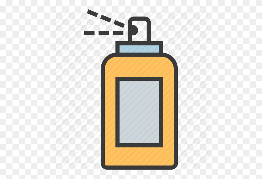 Can, Paint, Spray, Spray Can Icon - Spray Paint Can PNG
